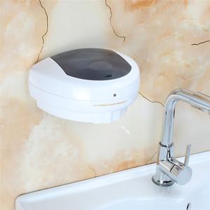 Dokunmadan sıvı sabunluk 500ml Alkol Dezenfeksiyon Makinesi Otomatik Sabunluk El Temizleyici Jel Sebili Duvara monte
