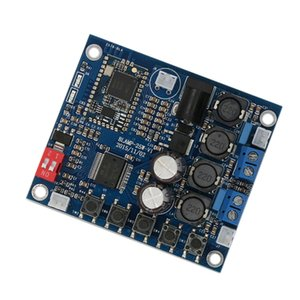 ABKT-Amplifier Board Digital Bluetooth CSR4.0 Áudio Módulo receptor 25W + 25W Amplificador Colunas-Module Parts