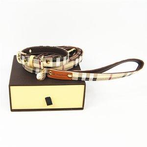 Laisse collier de chien Livraison gratuite ensemble colliers pour animaux accessoires pour animaux classiques vente chaude recommande l'arrivée de nouveaux