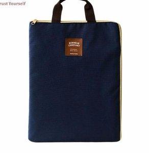 A4 مجلد ملف أكسفورد الرجال اللوازم المكتبية المحمولة المنظم حقائب السيدات عارضة حمل وثيقة حقيبة للمرأة