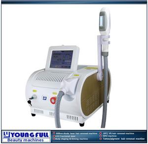 Macchina per depilare SHR IPL depilatore depilazione laser ringiovanimento della pelle trattamento di bellezza effetto indolore trattamento indolore