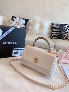 مصممي الأزياء النسائية حقائب اليد حقائب جلدية الكتف حقيقية CROSSBODY جراب محفظة حقيبة يد حقيبة رسالة SIZE: 25 * 16CM مع: GIFT BOX FAG