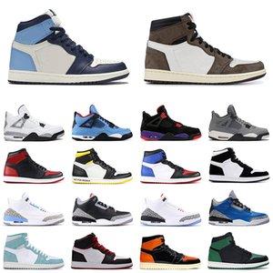 Nike Air Jordan retro 4 Nouvelle Arrivée Race Pale Citron Tattoo 4 IV 4s hommes Chaussures de basketball Pizzeria Célibataire Jour Monarchie de Jour Black cat mens