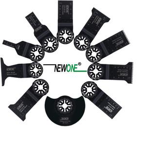 Starlock Sistemi kullanılarak Salınan Çoklu Araçları ile uyumlu Starlock Tek parça e-cut Çok Testere Salınan Aracı Bıçaklar