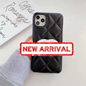 2020 New designer phone cases for iphone 11 pro max with CC logo card pocket back cover for iphone XR XS 7 8PLUS