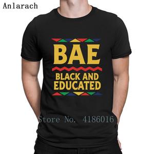 Dashiki educada y formal Negro africano Dna Orgullo otoño del resorte de la ropa de cuello redondo Camiseta Cree Camisa