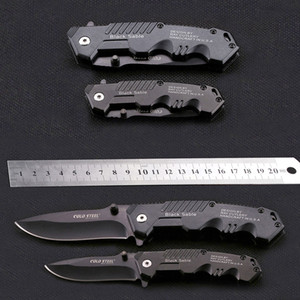 Cold Steel HY217 Tactical Automatic Knife 7Cr17 Blade Steel Camping Survival Tactical Knifes Self Defense Portable EDC Knives