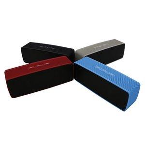 Mini altoparlante esterno domestico Bluetooth Speaker Speaker Dual multifunzione FM Wireless Audio Callable scheda Bluetooth USB
