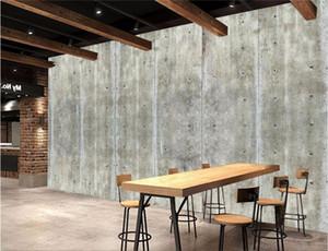 대형 사용자 정의 배경 화면 벽화 벽 콘크리트 벽 배경 벽화 PAPEL 드에서 Parede 3D 배경 화면