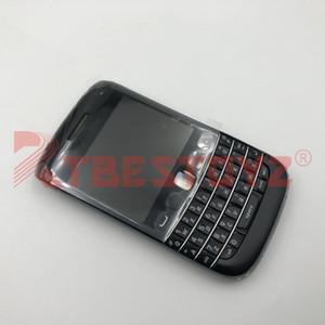 Venda Por Atacado caixa completa original para blackberry 9790 habitação bateria traseira tampa da caixa + teclado + botão lateral + logotipo