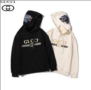 Markendesigner Hoodie B-B Stickerei Joint Cham Stickerei Hoodies hochwertige Mode Herren Pullover Trend Outdoor lässig Sweatshirt