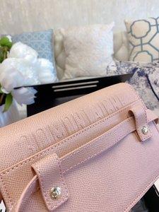 2019 new shoulder bags leather bucket bag women famous bra design handbags high quality Cross Body