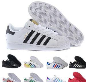 Hot2019 Chaussures de sport pour hommes Superstar smith stan Femme Chaussures Plates Femme Zapatillas Deportivas Mujer Lovers Sapatos Femininos