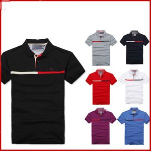 2020 Men's wear designer T-shirt fashion short sleeve high quality cotton brand luxury Polo