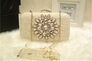 EL nuevo de la manera de noche con lentejuelas embrague del sobre de las mujeres bolsos de embragues boda del oro del monedero del bolso femenino 2019 del bolso del banquete
