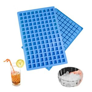 126 Hole Lattice Shape Moulds Silicone Mold Cake Mousse For Ice Creams Ice Tray Chocolates Pastry Art Pan Dessert Bakeware Cake YD0517