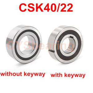 CSK40 / 22 CSK40PP 40x80x22mm antiretro Un modo cuscinetto ruota Keyway Sprag libero Backstop frizione