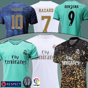 2020 ريال مدريد سيرجيو راموس الفانيلة مارسيلو مودريتش المخاطر بنزيمة Camiseta دي فوتبول إيسكو يوفيتش Rodrygo بنزيمة بال الرجال لكرة القدم الفانيلة
