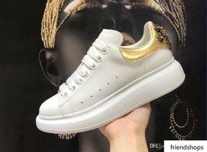 Neuzugänge Krystal Donna Männer Turnschuhe Designer LuxuxMens Rot grundiert Frauen Junior Spitzen flache Schuhe ydyl19030601