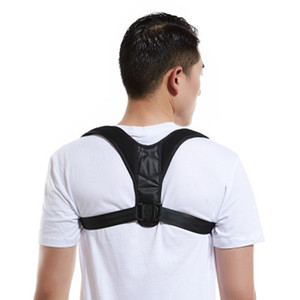 Rücken Schulter Haltungskorrektur Einstellbare Adult Sport Sicherheit Rückenstütze Korsett Lordosenstütze Gurt-Lage-Korrektor LJJZ510