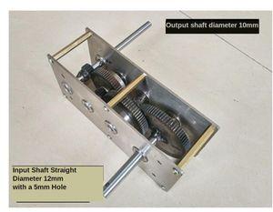 Hand Crank Generator Speed Gear Box Wind Hydraulic Drive Diy Gear Set Gearbox Reducer Can Be Customized Hydropower Generator