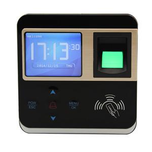 Biométrique d'empreintes digitales de contrôle d'accès et support de communication temps de présence tcp / ip 125KHZ RFID ID Card, sn: MF211