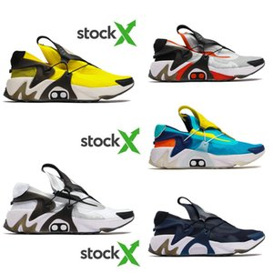 2021 Stock X Man Trainers Sport Shoes Popular Fashion Designer Sneakers Tennis Running Athletic Shoes Black Red Yellow Blue Size 40-45