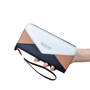 2020 Leather Women Purse Pocket Ladies Clutch Wallet Women Short Card Holder Cute Girls Wallet Cartera Mujer Coin Bag
