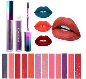 YINGMEIYAN Dumb Gloss brillant surface de miroir Rouge à lèvres Moist Dumb light Longue durée Soins des lèvres livraison gratuite