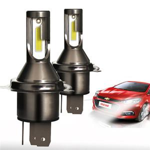 자동차 라이트 H4 2 개 110W 26000LM LED 전구 헤드 라이트 6000K 변환 키트 램프 9V - 36V의 수송선 19F20