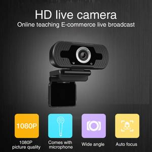 USB HD 1080P Webcam para computadora portátil AutoFocus Focus 2MP Cámara web de videollamadas de gama alta con micrófono de reducción de ruido