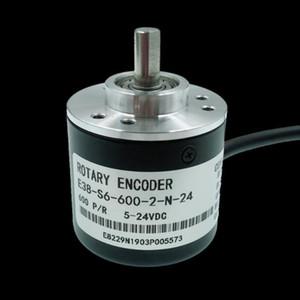 Incremental fotoeléctrico rotativo línea de impulsos / 600 NPN AB de dos fases codificador 5-24 V