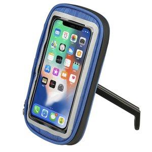 Mountain Bike Bag Rainproof Waterproof Mtb Front Bag Bike Bicycle Motorcycle Waterproof Phone Case Bag With Mount Holder@