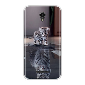 Case For Lenovo A1010a20 A2016a40 Soft Silicone TPU Pattern Painting Back Cover Case For Lenovo A1010 A Plus