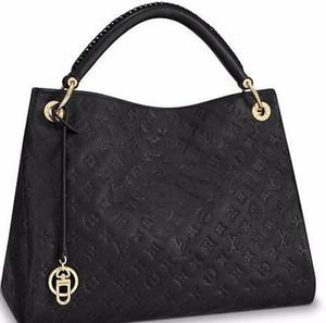 ARTSY Top qualidade marca novas mulheres europeias e americanas senhora de luxo de couro real v09 sacola da bolsa Metis projeto SPEEDY