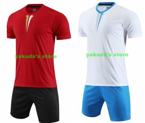 2019 Men's Training Soccer Jersey Sets Jerseys With Shorts Design Customed Jerseys Online Sets With Shorts Personality Shop popular apparel
