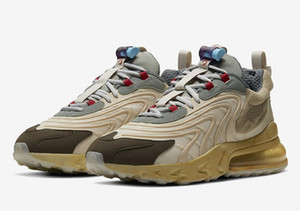 Hot Travis Scott 270 Cactus Trails shoes for sale With Box best hot men women Casual running shoes store Wholesale size36-45