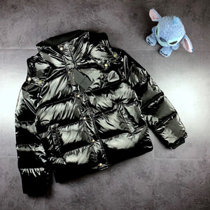 Vente en gros femmes Parkas Designer pour l'hiver Marque Fashion Doudounes de haute qualité pour femmes Top brillant Parkas avec motif animal S-XL