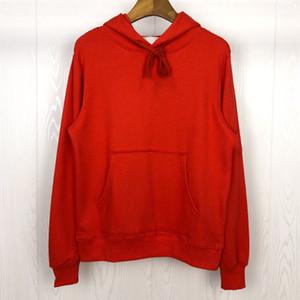 Natale Autunno Inverno Mens-shirt con cappuccio da uomo 7color WomenSweatshirts cappotto vestiti casuali maglione progettista Maglione S-2XL 8163 #