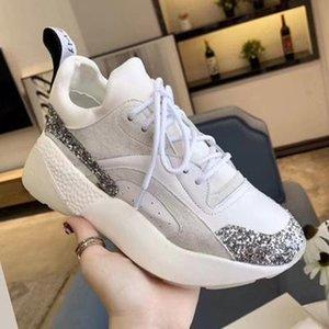 Mükemmel Resmi Kalite Ayakkabı Tasarımcısı Yeni Lüks Eclypse Stella Platformu Sneakers Moda Mccartney Rahat Ayakkabı xshfbcl Womens