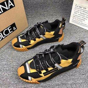 2020FE edición limitada Nueva tendencia de la moda salvaje Men # 39s Zapatos ocasionales cómodos zapatos para caminar Calzado deportivo mnb01A1U1I