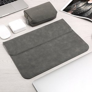 Soft Laptop Sleeve Bags Matte Case For Apple Macbook Air 13 11 Retina 15 13 12 inch,cover for 2019 new Pro 16 With power pack