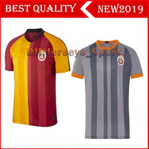 19 20 Galatasaray FALCAO Seri Fußball Trikots dritte 3. TÜRKEI 2019 2020 M DIAGNE BABEL Nzonzi Belhanda LUYINDAMA Fußballhemden zu Hause weg
