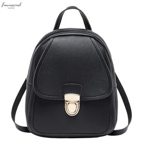 Girl Headphone Hole Small Crossbody Bag Slung Student Shoulder Bags Mobile Phone Purse Plecak Damski Mochila Nina P