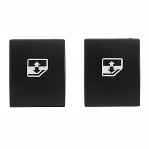 2pcs Car Electric Window Control Power Switch Push Button For Vauxhall Opel Astra MK5