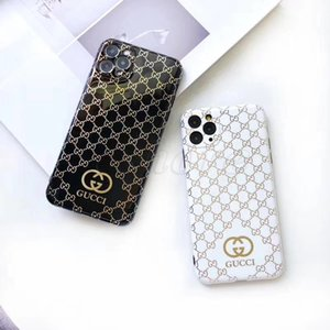 Luxury Soft Mobile Phone Case Flexible Luxury Design for IPhone 11 Pro 11Pro X XS MAX XR 8 8Plus 7 7Plus Fashion Shockproof Back Shell Cover