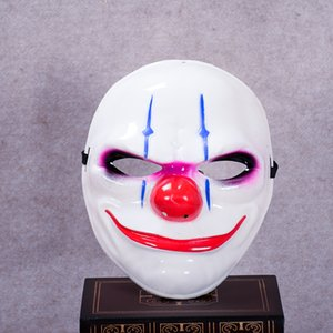 Новой мода Хэллоуина Флага США клоуны Маска Маскарад партия Scary Клоуны Карнавал маска Payday 2 Horrible смешного дня Pay маски Prop Supplies