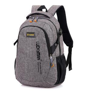 2020 New Fashion Men's Backpack Bag Laptop Backpack Computer Bags Waterproof Travel High school students bag qualit
