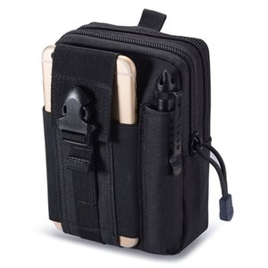 Outdoor Tactical Hip Waist Belt Wallet Pouch Purse Phone Case