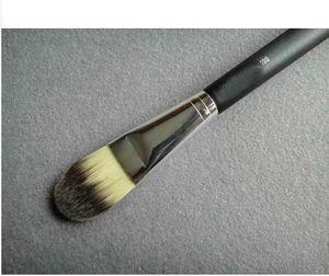 Livraison gratuite Nouveau pinceaux de maquillage Foundation Brush 190 Brush avec un sac en plastique! (1pcs / lot)